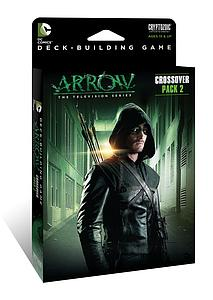 DC Comics Deck-Building Game: Crossover Pack 2 - Arrow The Television Series