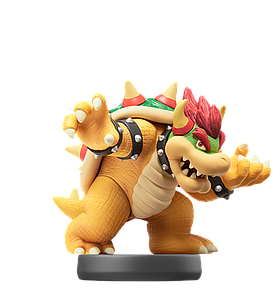 Nintendo Super Smash Bros. Amiibo Mini Figure: Bowser