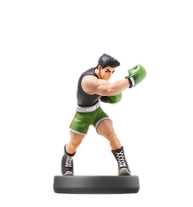 Nintendo Super Smash Bros. Amiibo Mini Figure: Little Mac