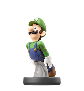 Nintendo Super Smash Bros. Amiibo Mini Figure: Luigi