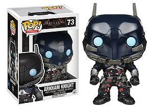 Pop! Heroes Batman Arkham Knight Vinyl Figure Arkham Knight #73