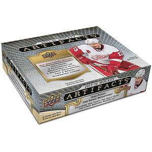 Upper Deck NHL 2015-16 Artifacts Hockey Hobby Booster Box