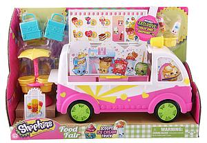 Shopkins Playsets Season 3 Glitz Ice Cream Truck