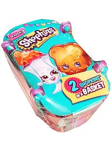 Shopkins Season 3 Mini Figures Shopping Basket