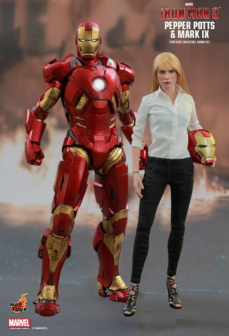 Iron Man Mark 8 Hot Toys