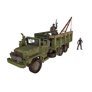 The Walking Dead Woodbury Assault Vehicle Building Sets