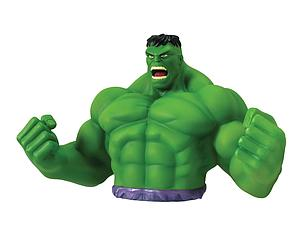 Marvel Raging Hulk Bust Bank