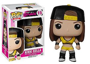 Pop! WWE Vinyl Figure Total Divas Nikki Bella #15