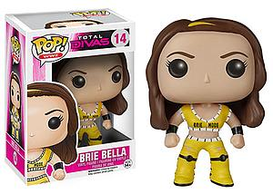 Pop! WWE Vinyl Figure Total Divas Brie Bella #14