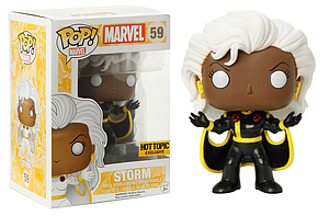 Pop! Marvel Vinyl Bobble-Head Storm #59 Hot Topic Exclusive