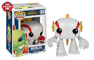 Pop! Games World of Warcraft Vinyl Figure Murloc #33 Gamestop / EB Games Exclusive