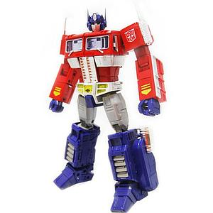 Transformers Masterpiece Series:  MP-10 Convoy (Optimus Prime)