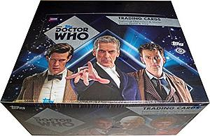 2015 Doctor Who Trading Cards Booster Box