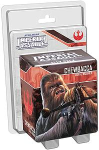 Star Wars: Imperial Assault - Chewbaca Ally Pack