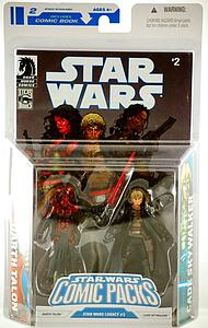 Star Wars Comic Packs Legacy #2 - Darth Talon & Cade Skywalker