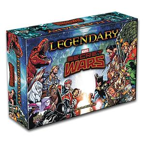 Marvel Legendary: Secret Wars - Volume 2