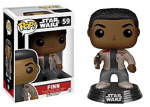 Pop! Star Wars The Force Awakens Vinyl Bobble-Head Finn #59