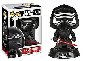 Pop! Star Wars The Force Awakens Vinyl Bobble-Head Kylo Ren #60