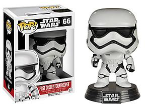 Pop! Star Wars The Force Awakens Vinyl Bobble-Head First Order Stormtrooper #66