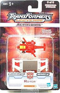 Transformers Universe - Micromaster Series 4 - Aerialbolts Ro-Tor