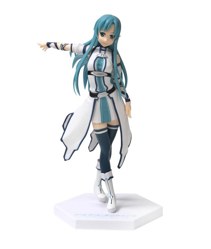 Sword Art Online II Figma Action Figure Asuna ALO Ver. 14