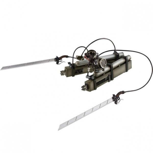 Attack on Titan Master Stars Piece Eren's 3D Maneuver Gear ...