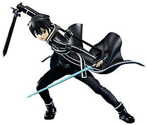 Sword Art Online Fighting Climax Kirito Figure