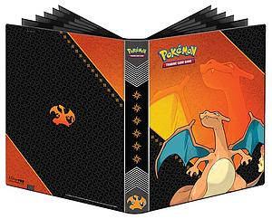 9-Pocket Pro-Binder: Charizard