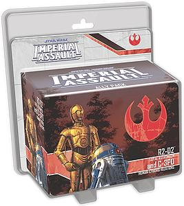 Star Wars: Imperial Assault - R2-D2 & C-3PO Ally Pack