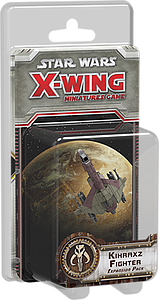 Star Wars: X-Wing Miniatures Game - Kihraxz Fighter Expansion Pack