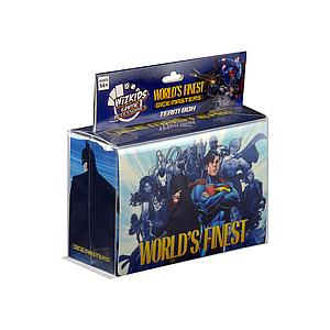 DC Dice Masters World's Finest Team Box