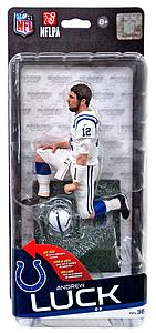 NFL Sportspicks Series 36 Andrew Luck (Indianapolis Colts) Silver Collector Level