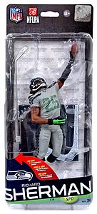NFL Sportspicks Series 36 Richard Sherman (Seattle Seahawks) Bronze Collector Level