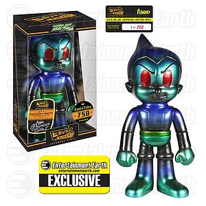 Hikari Sufobi Astro Boy Japanese Vinyl Figure Astro Boy (NVS Blue) Entertainment Earth Exclusive