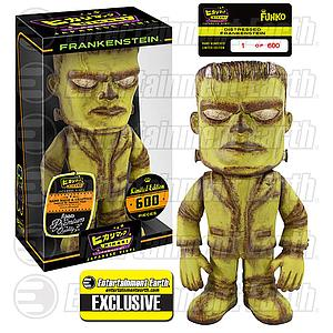 Hikari Sofubi Monsters Japanese Vinyl Figure Distressed Frankenstein
