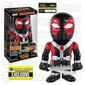 Hikari Sofubi Marvel Japanese Vinyl Figure Reverse Deadpool Entertainment Earth Exclusive