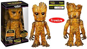 Hikari Sufobi Marvel Guardians of the Galaxy Japanese Vinyl Figure Planet X Groot
