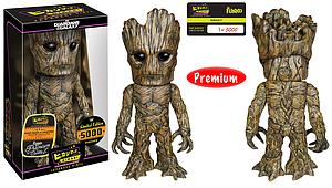 Hikari Sofubi Marvel Guardians of the Galaxy Japanese Vinyl Figure Groot