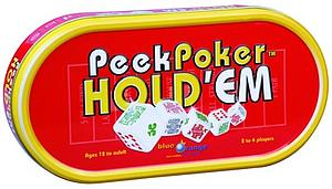 PeekPoker Hold 'Em (Damaged Box)