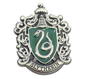 Harry Potter Pin Slytherin Crest