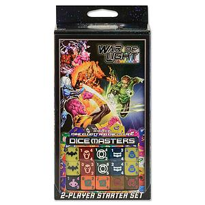 DC Comics Dice Masters War of Light Starter Set