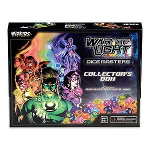 DC Comics Dice Masters War of Light: Collector's Box