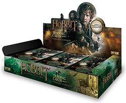 The Hobbit 3: The Battle of the Five Armies Trading Cards Box