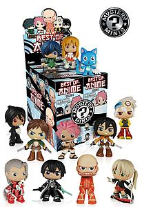 Mystery Minis Blind Box: Best of Anime Series 1 (1 Pack) (Vaulted)