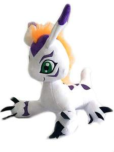"Digimon Plush Gomamon (12"")"