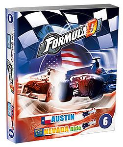 Formula D: Circuits 6 – Austin & Nevada Rideracing