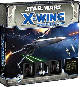 Star Wars: X-Wing Miniatures Game: The Force Awakens Core Set