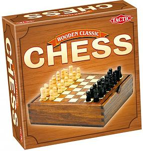 Wooden Classic: Chess