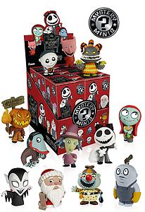 Mystery Minis Blind Box: The Nightmare Before Christmas Series 2 (12 Packs) (Vaulted)