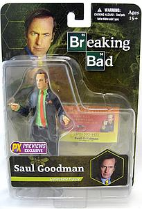 Toys 6 Inch Breaking Bad: Saul Goodman Green Shirt Exclusive